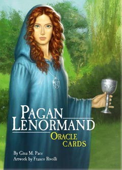 PAGAN LENORMAND Oracle Cards OR10