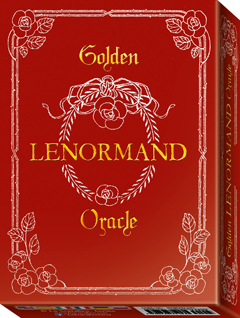 GOLDEN LENORMAND ORACLE OR24