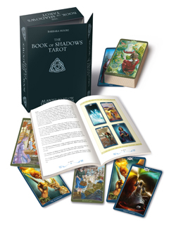 BOOK OF SHADOWS TAROT COMPLETE EDITION KIT34