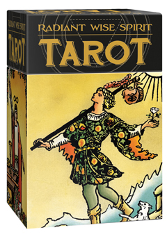 RADIANT WISE SPIRIT TAROT EX247