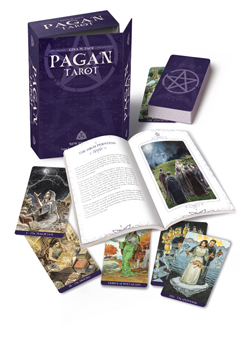 PAGAN TAROT KIT KIT39 New Edition