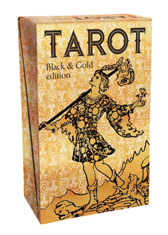 TAROT - BLACK AND GOLD EDITION SP10