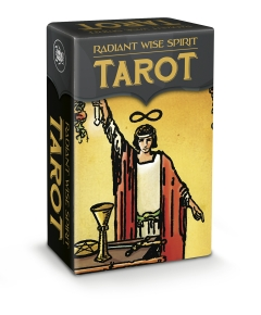 RADIANT WISE SPIRIT TAROT Mini Tarot NMD27