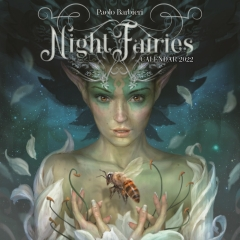 NIGHT FAIRIES CALENDAR 2022 CAL10