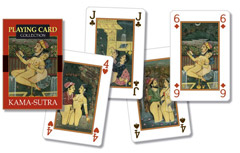KAMA SUTRA Playing Cards PC21