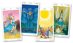 FAIRY TAROT Large Edition (Grand Trumps) XL05